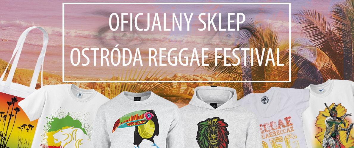 Oficjalny sklep Ostróda Reggae Festival