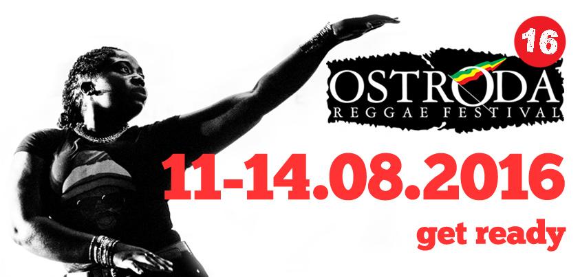 Termin Ostróda Reggae Festival 2016