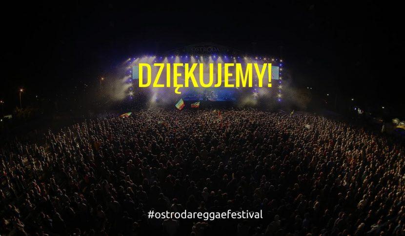 Ostróda Reggae Festival 2016 - Podsumowanie