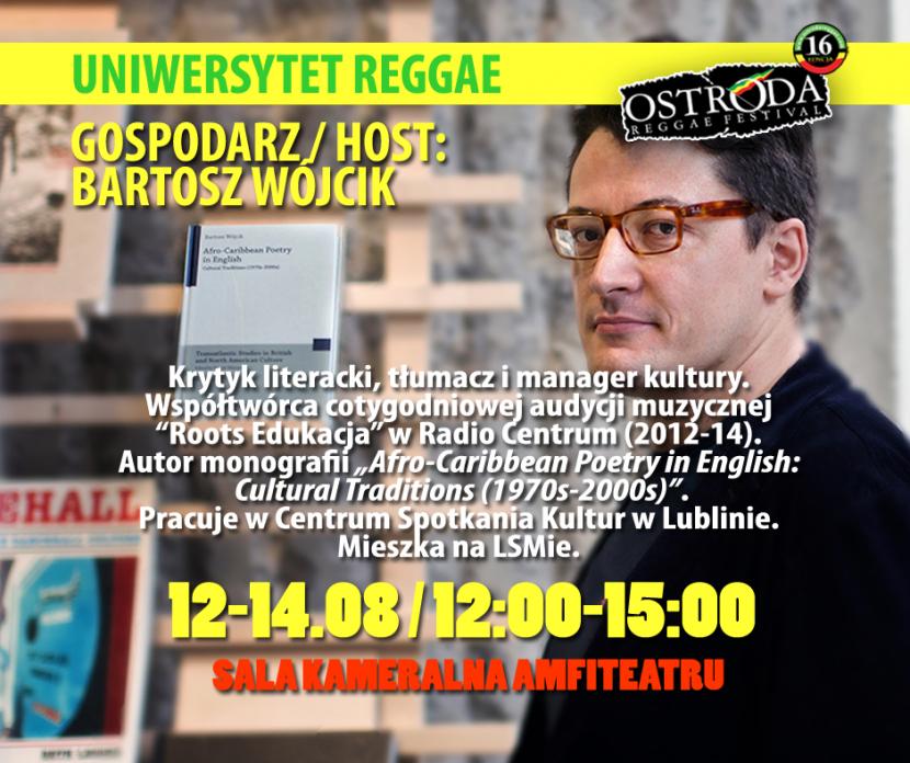 UNIWERSYTET REGGAE ORF 2016