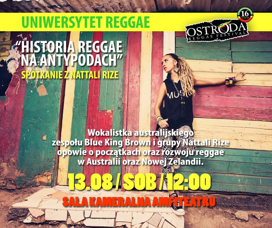 Historia Reggae na Antypodach ogloszenie ORF FB copy