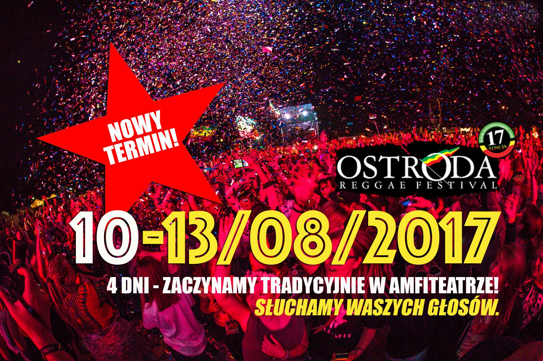 Nowy termin ORF - wracamy do 4 dni!