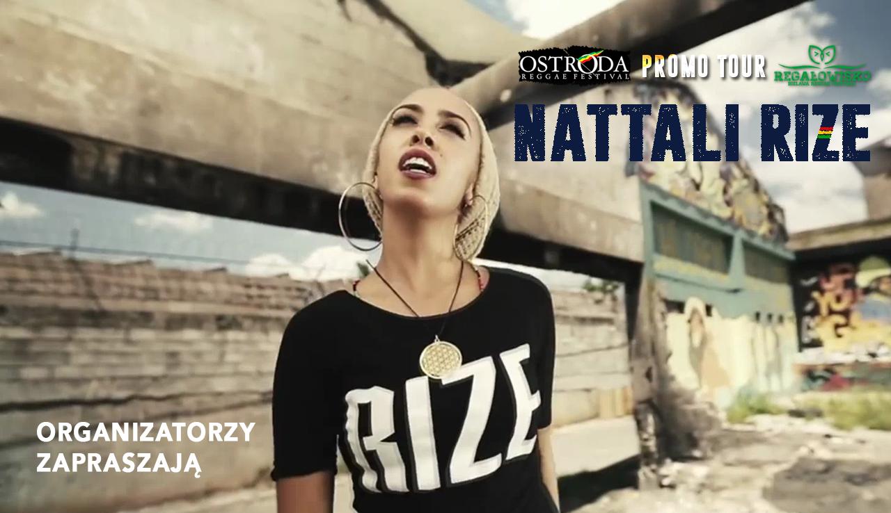 Startuje ORF & Regałowisko Promo Tour z Nattali Rize i innymi