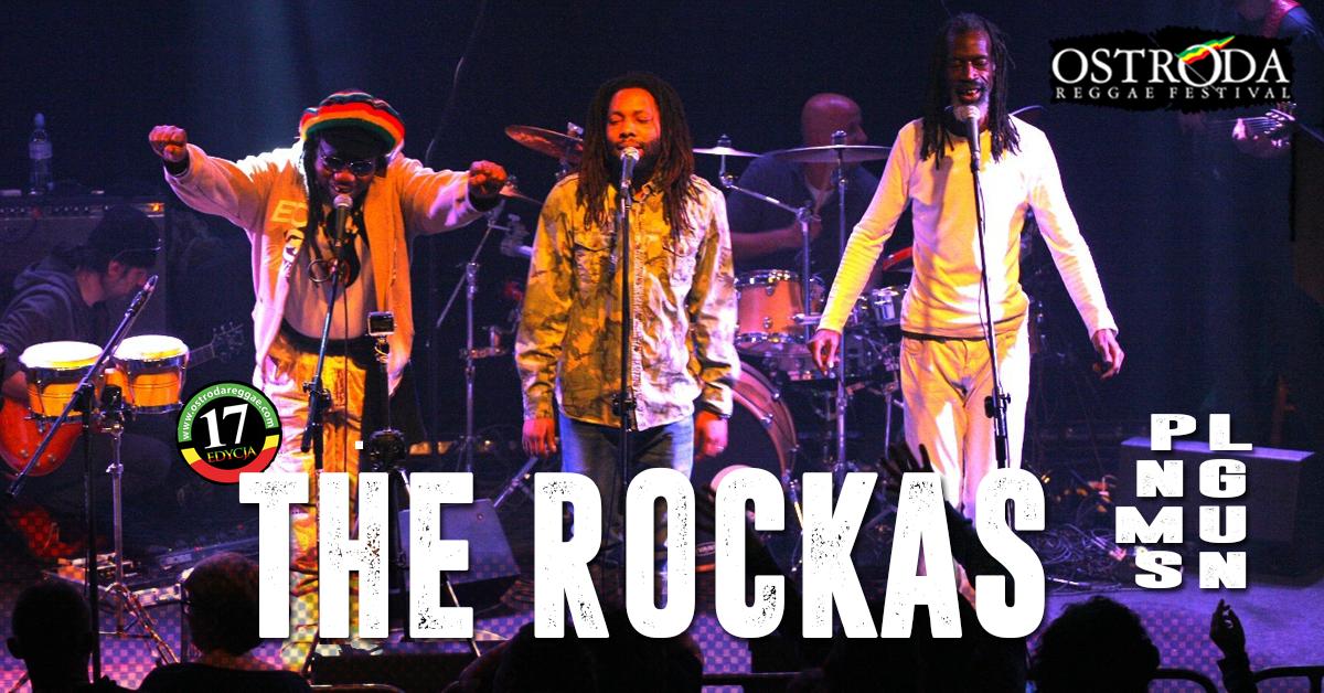 THE ROCKAS (Polska/Nigeria/Mauritius/Senegal)