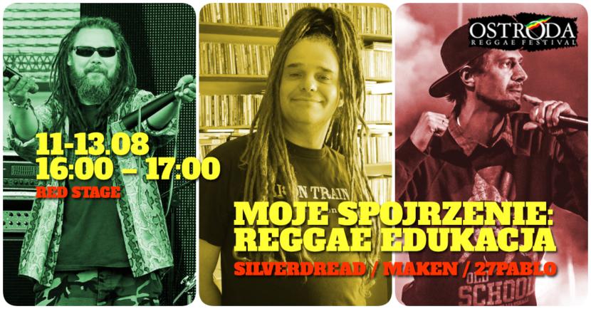 Moje spojrzenie - reggae edukacja
