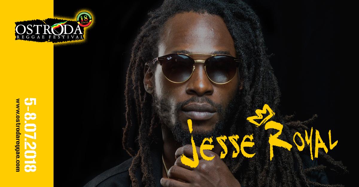 JESSE ROYAL (Jamajka)