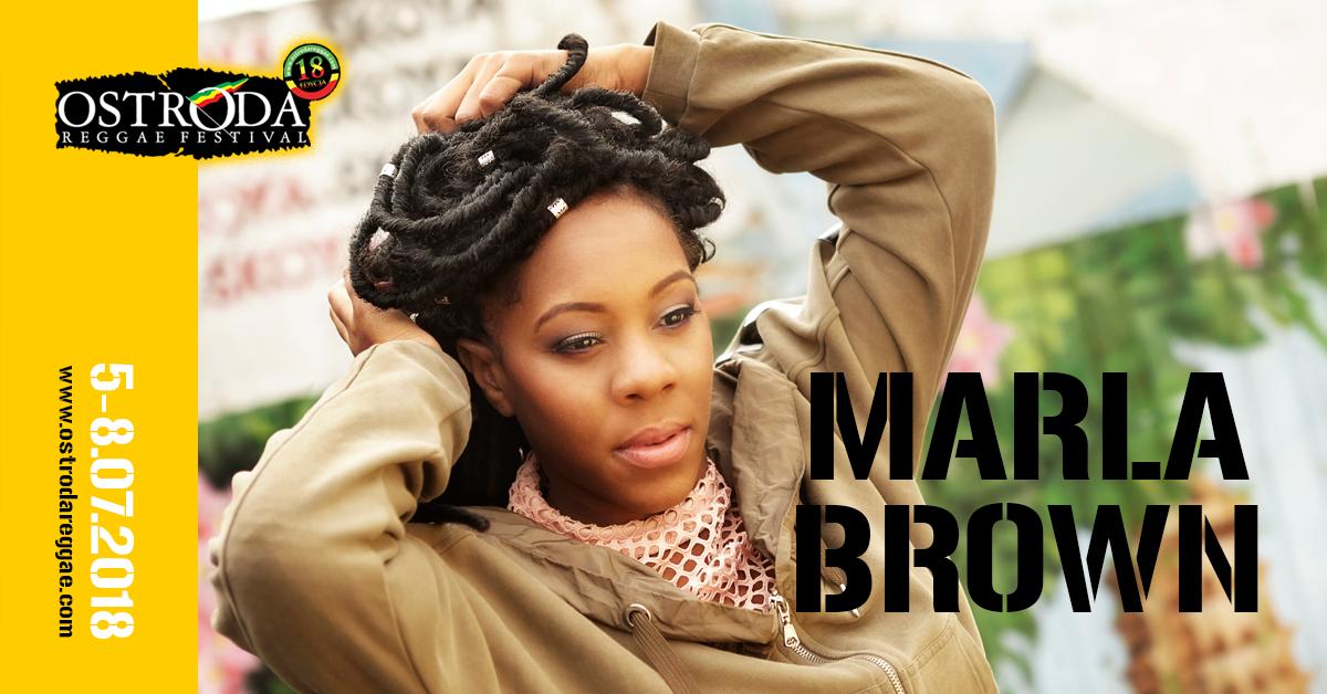 MARLA BROWN (Jamajka)