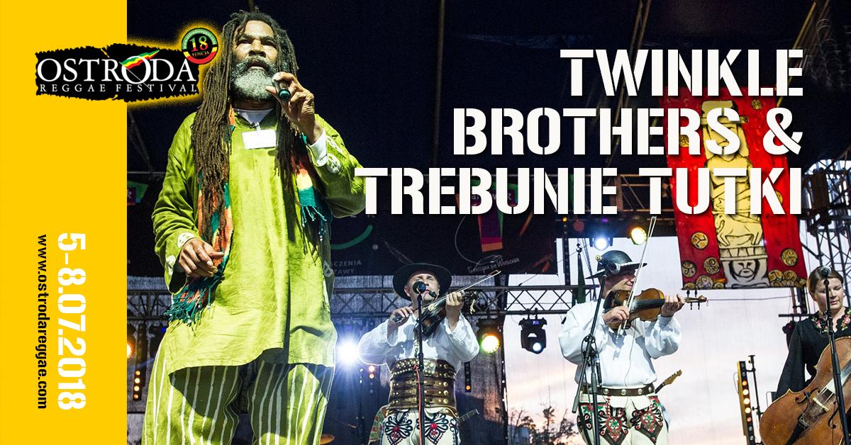 TWINKLE BROTHERS & TREBUNIE TUTKI (Wlk. Brytania / Jamajka / Polska)