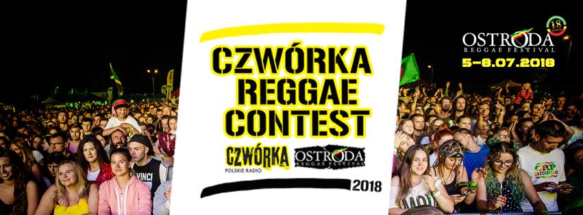 Lista zakwalifikowanych zgłoszeń do Czwórka Reggae Contest, głosowanie