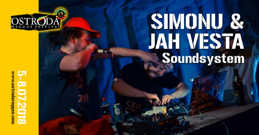 SIMONU & JAH VESTA SOUNDSYSTEM (Polska)