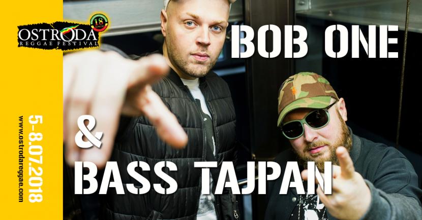 BOB ONE & BAS TAJPAN (Polska)