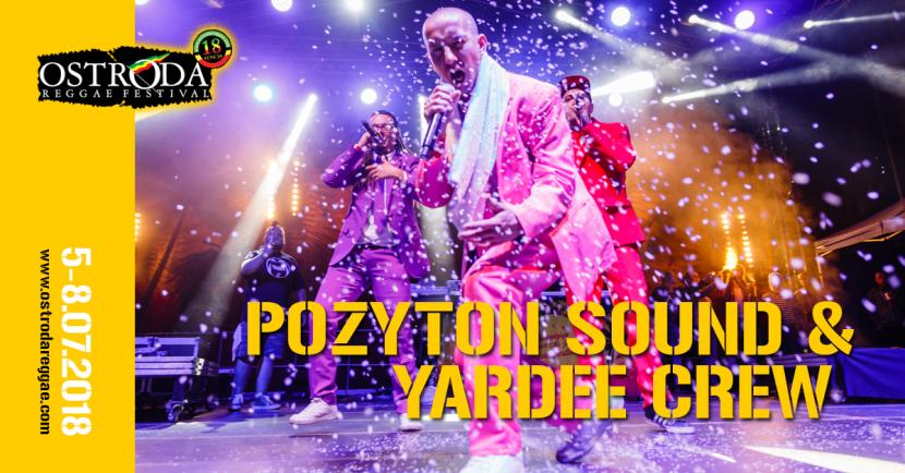 POZYTON SOUND & YARDEE CREW (Polska)
