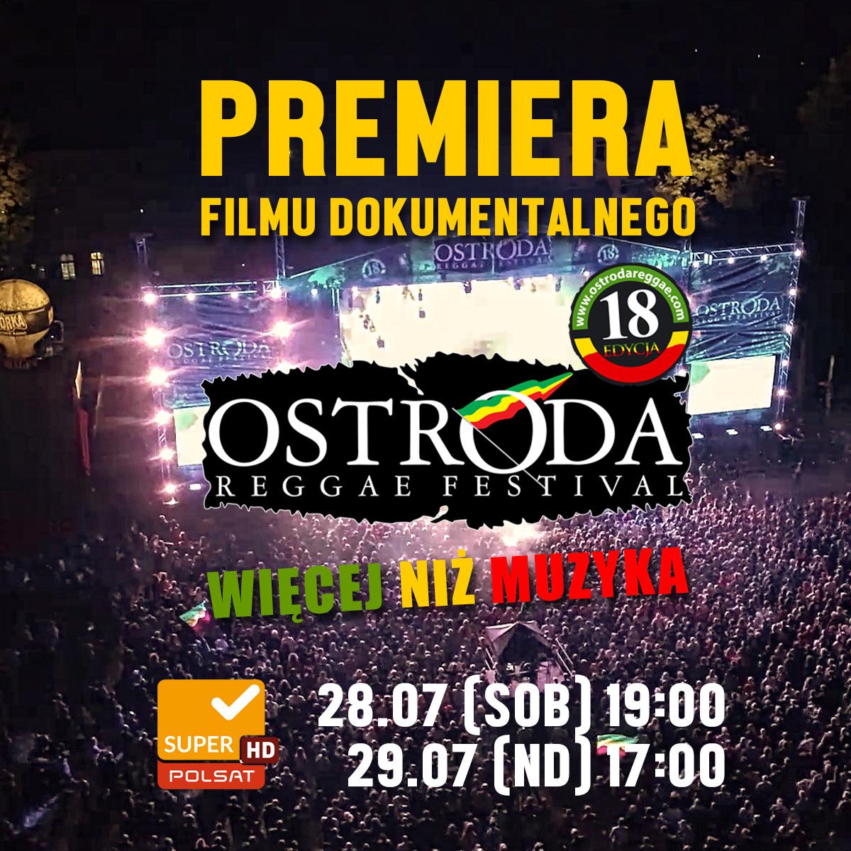 Premiera dokumentu o ORF 2018 w Super Polsat