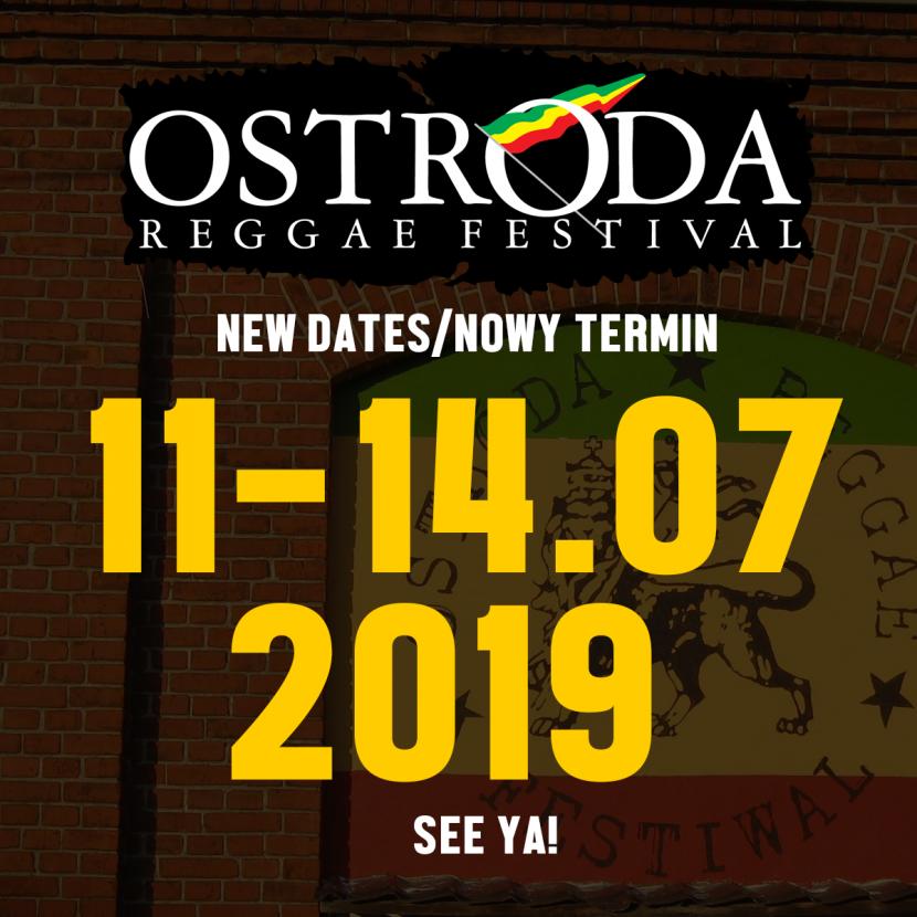 Daty festiwalu w 2019 roku