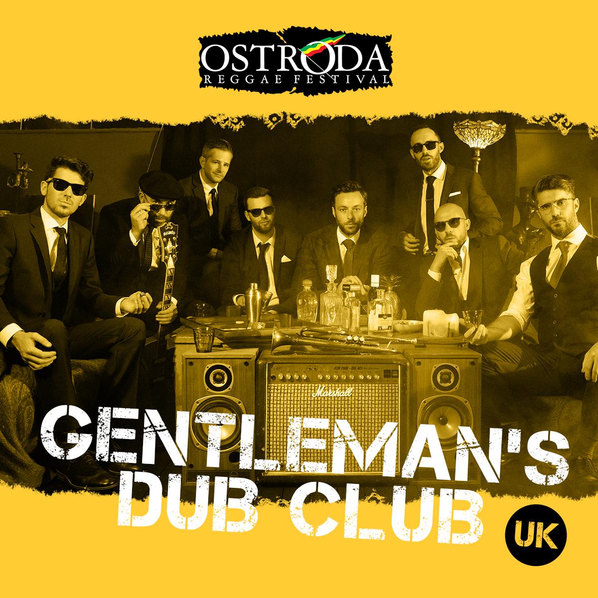 GENTLEMAN'S DUB CLUB (Wlk. Brytania)