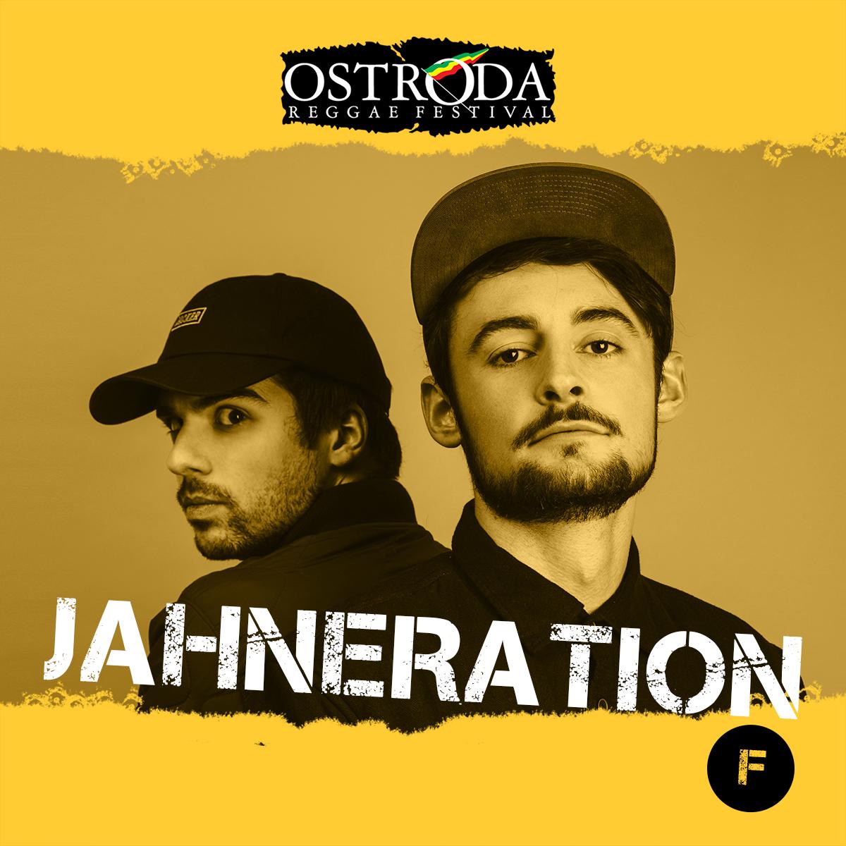JAHNERATION (France) - Ostróda Reggae Festival 2019