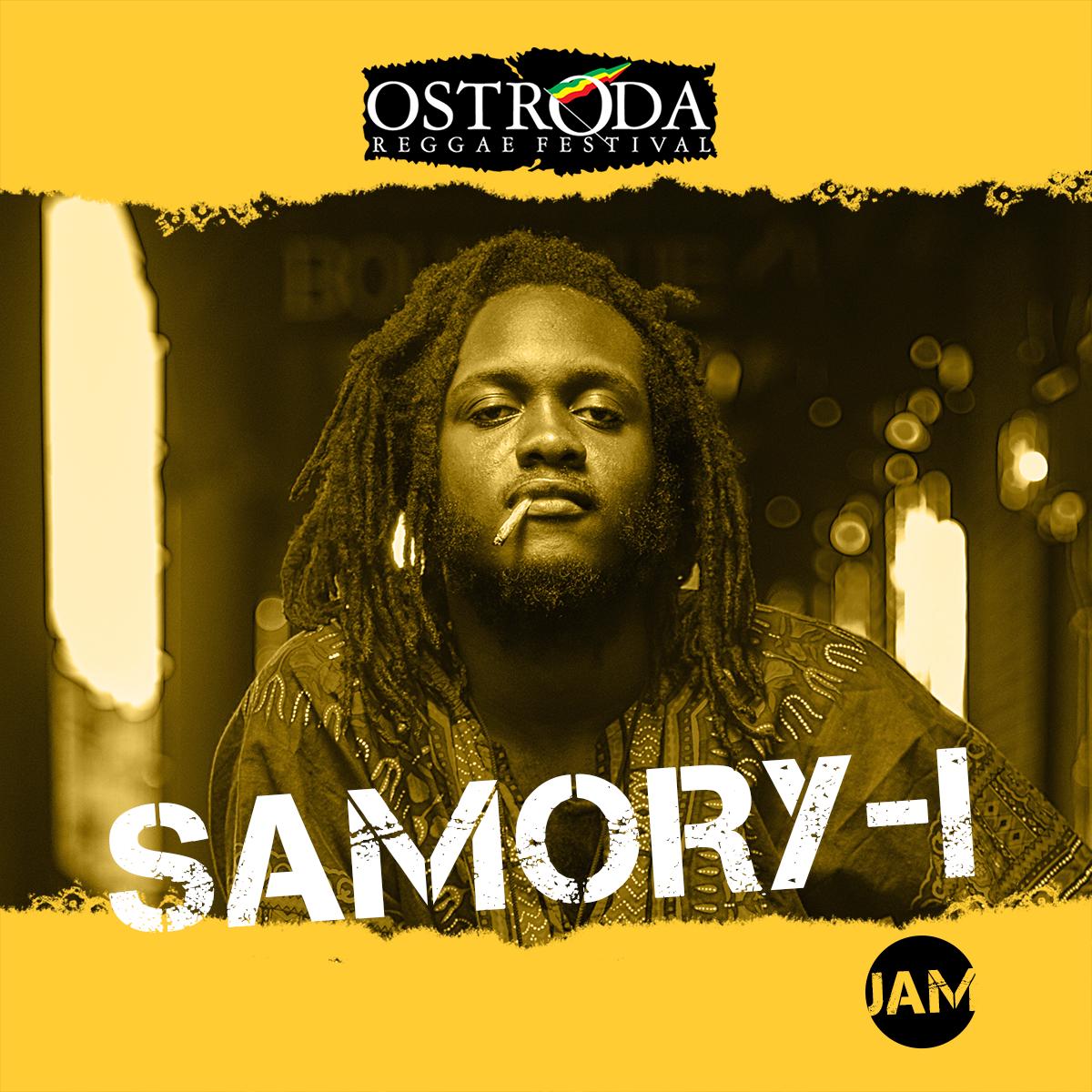SAMORY I (Jamajka)