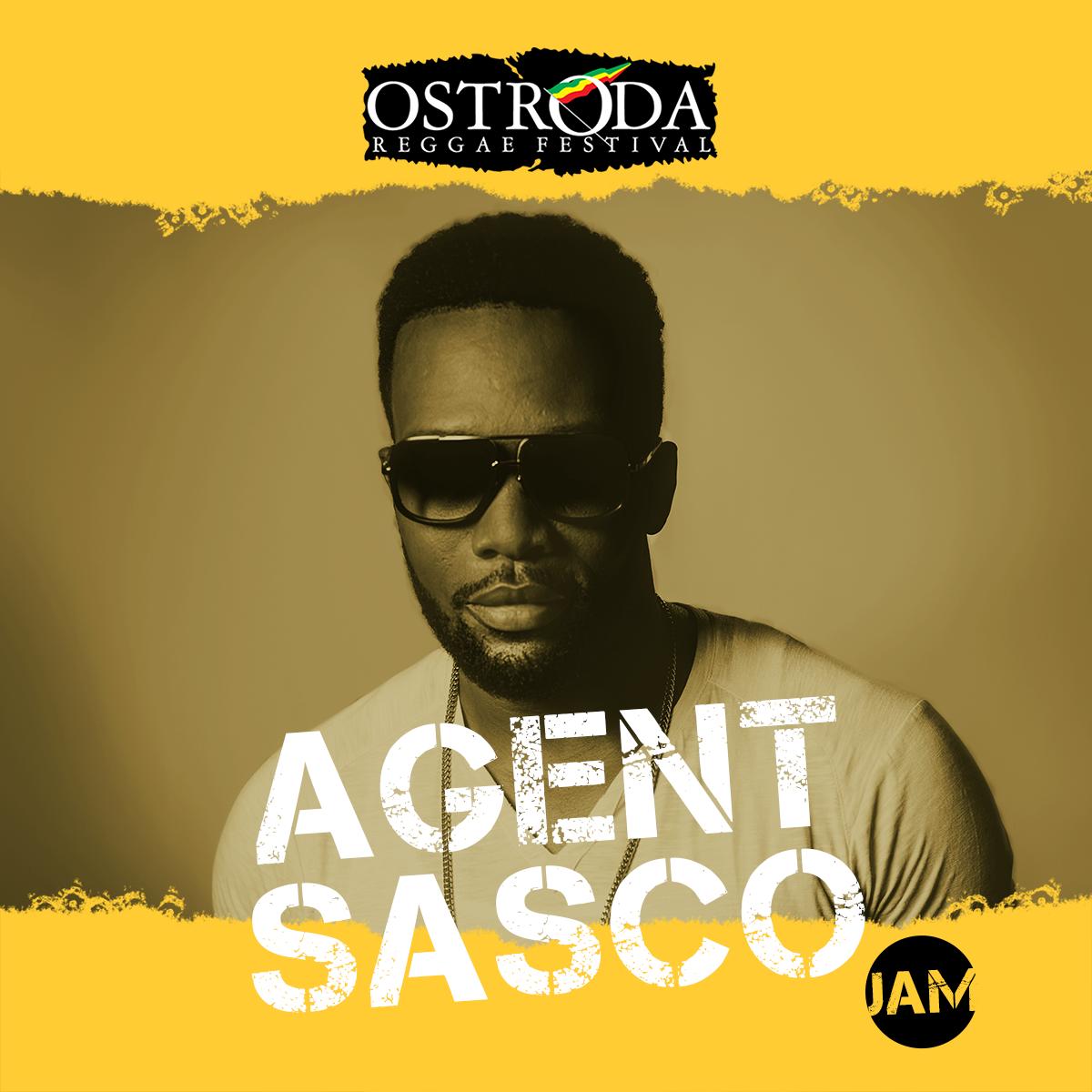 AGENT SASCO (Jamaica) - Ostróda Reggae Festival 2019