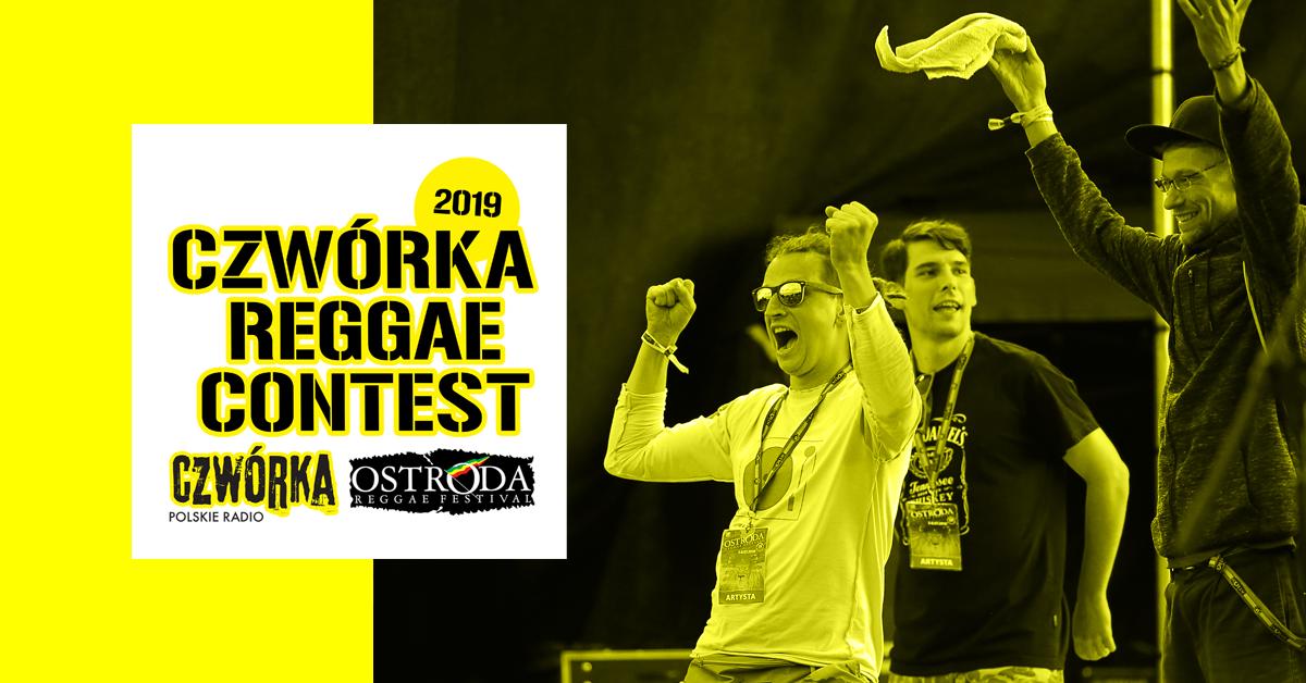Wystartowały zgłoszenia do Czwórka Reggae Contest 2019!