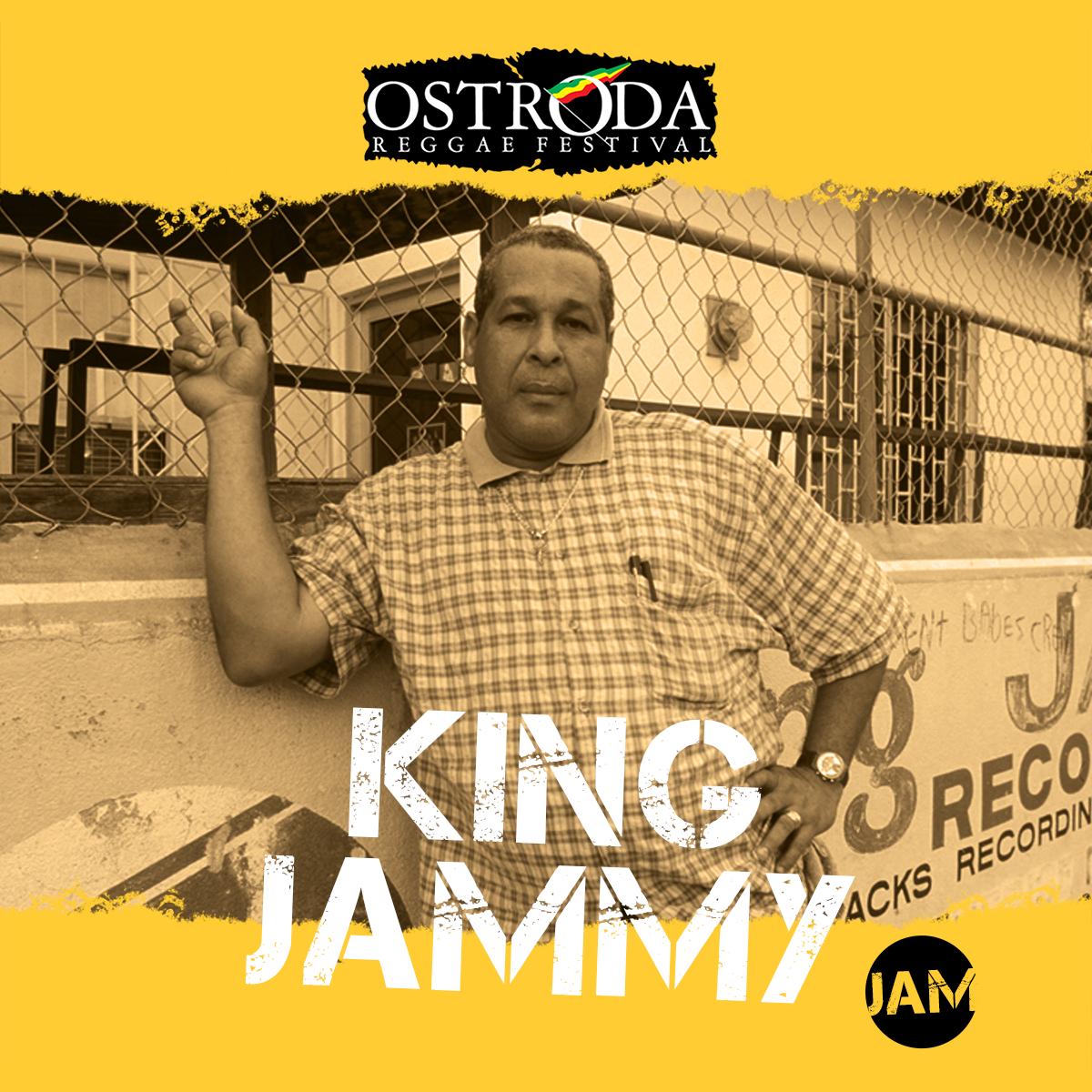 KING JAMMY (Jamajka)
