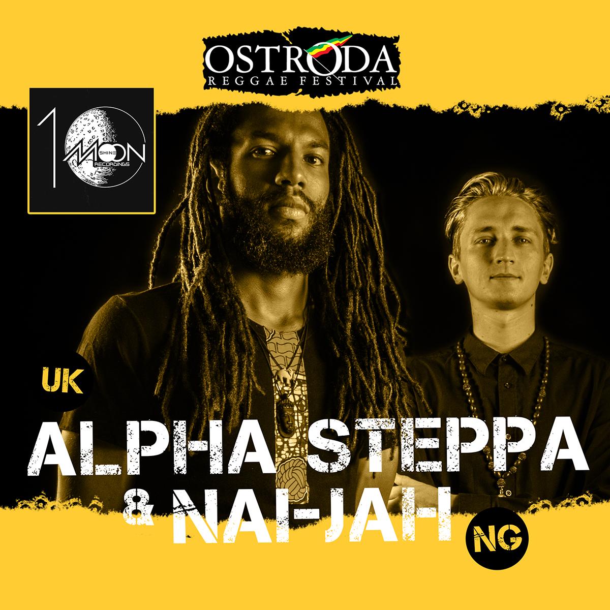 ALPHA STEPPA & NAI-JAH (Wlk. Brytania / Nigeria)