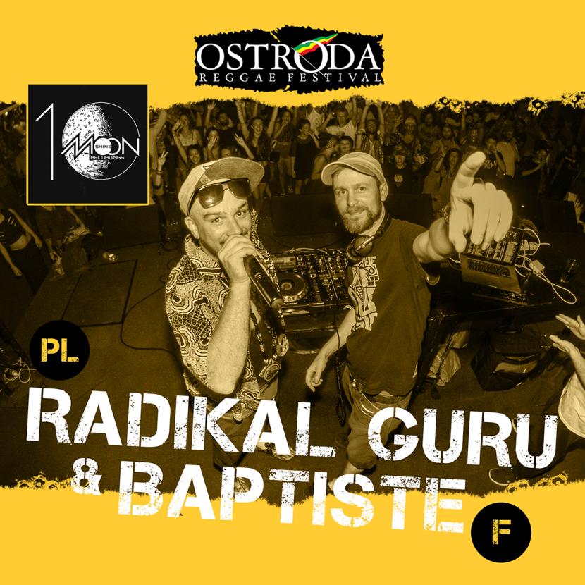 RADIKAL GURU & BAPTISTE (Polska / Francja)