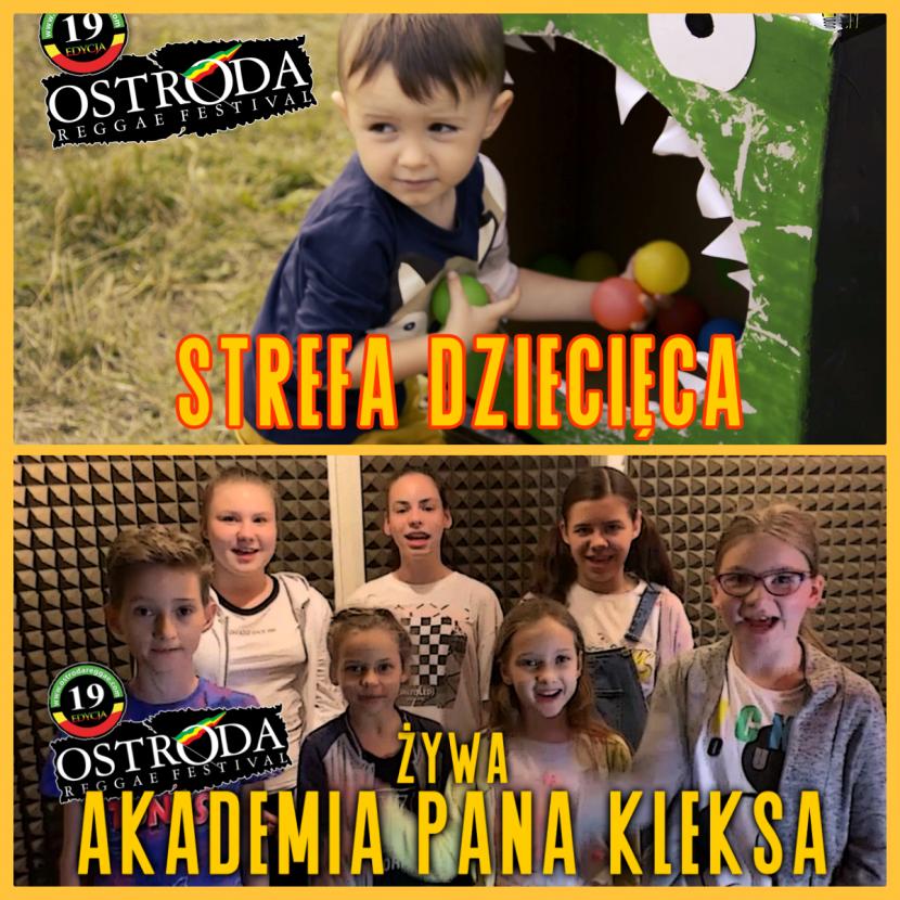 Atrakcje dla dzieci podczas ORF