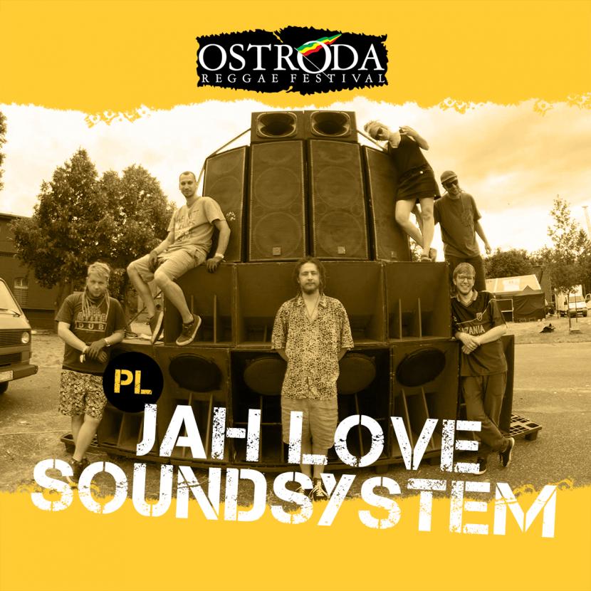 JAH LOVE SOUNDSYSTEM (Polska)