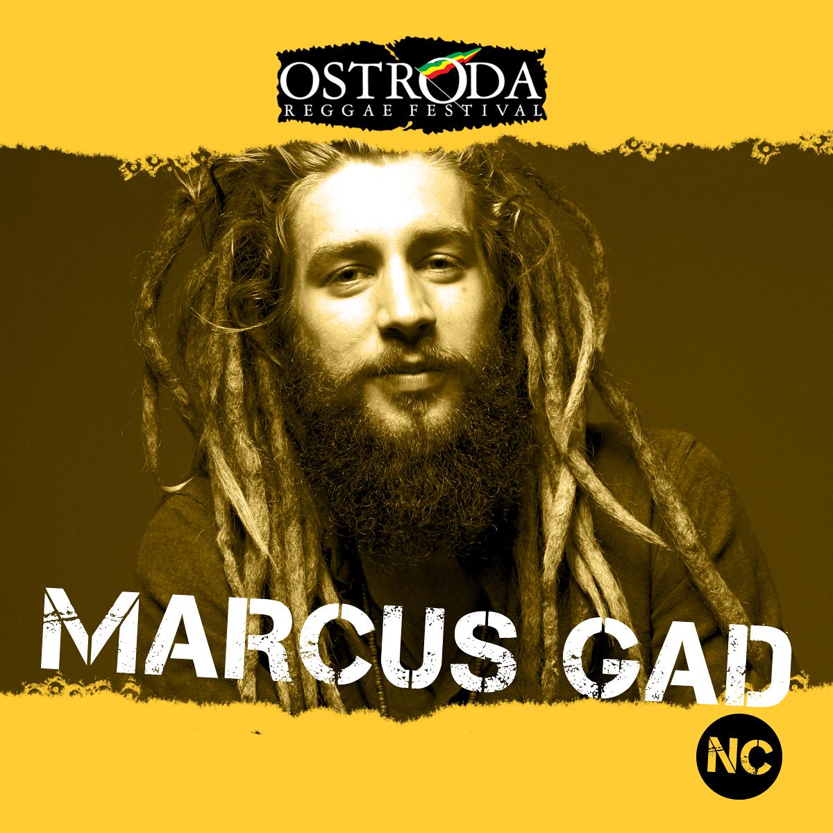 MARCUS GAD (New Caledonia) - Ostróda Reggae Festival 2019