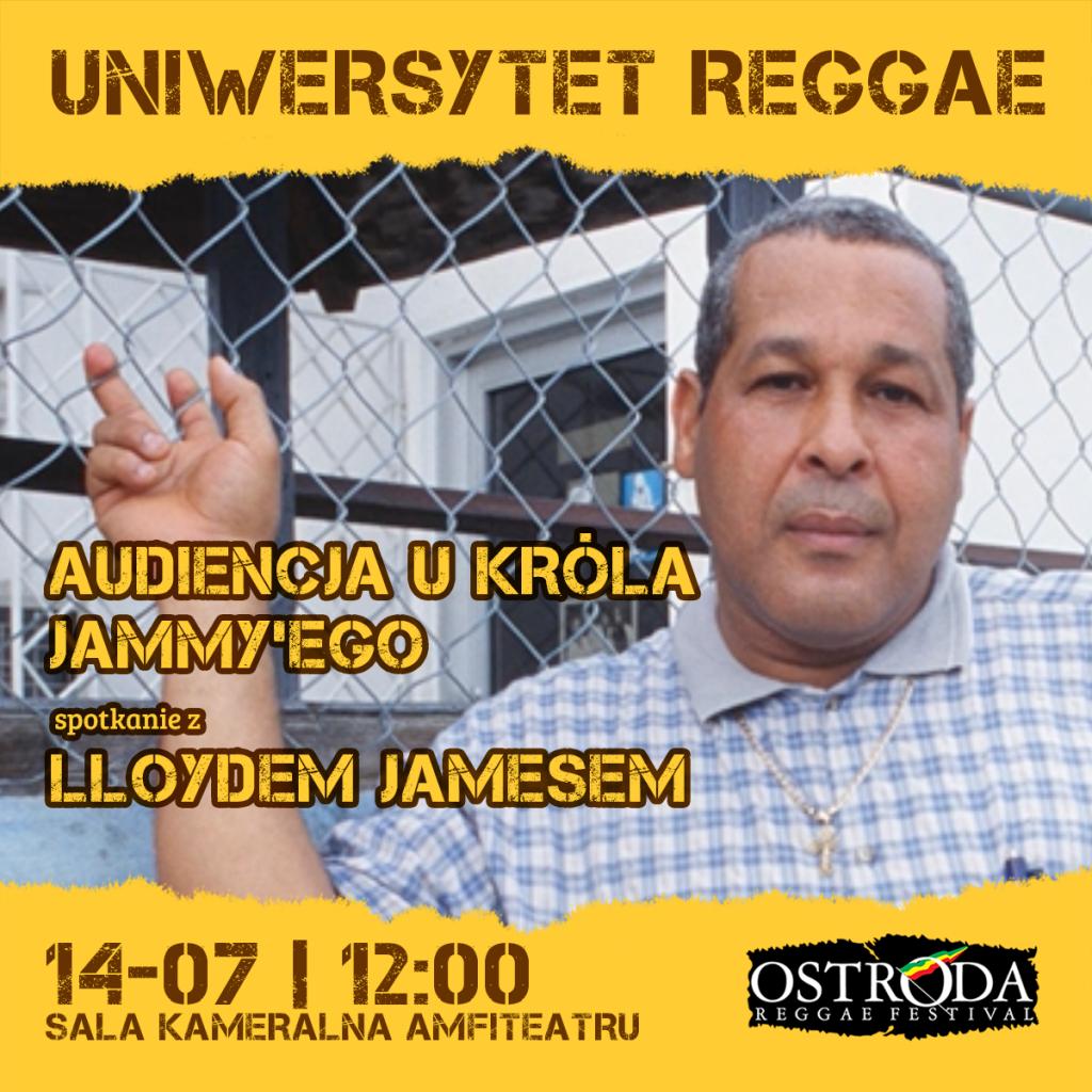 Zapraszamy na Uniwersytet Reggae!