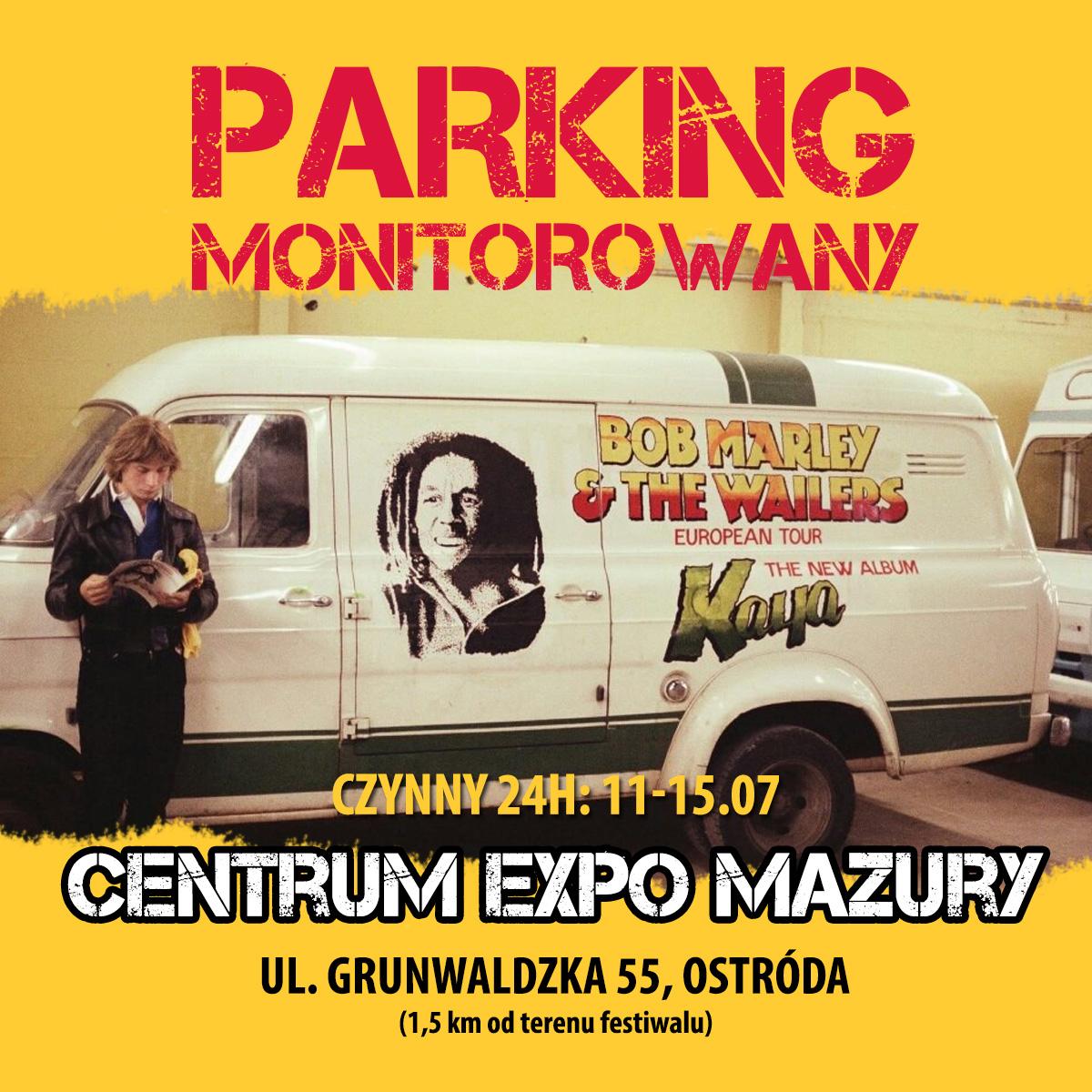 Monitorowany parking