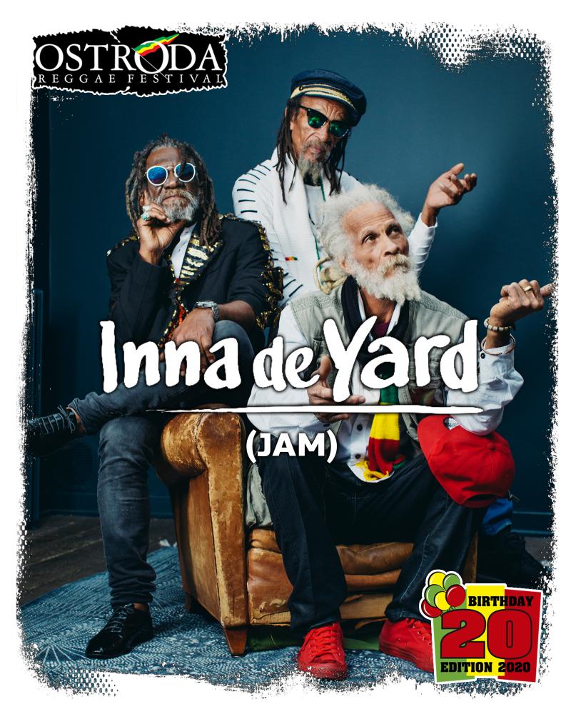 INNA DE YARD (Jamajka)