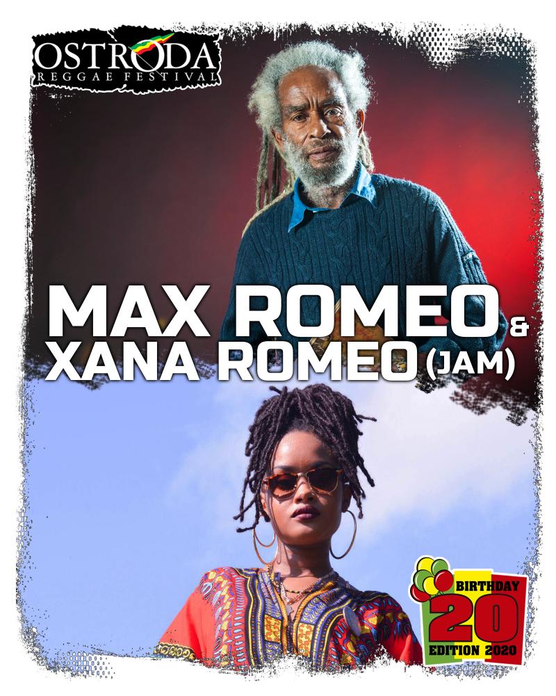 MAX ROMEO & XANA ROMEO (Jamajka)